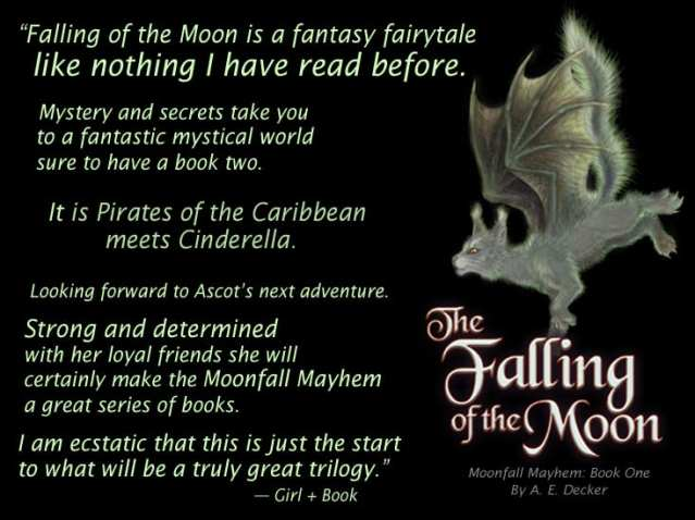 The Falling of the Moon promo badge provided by World Weaver Press and used with permission.