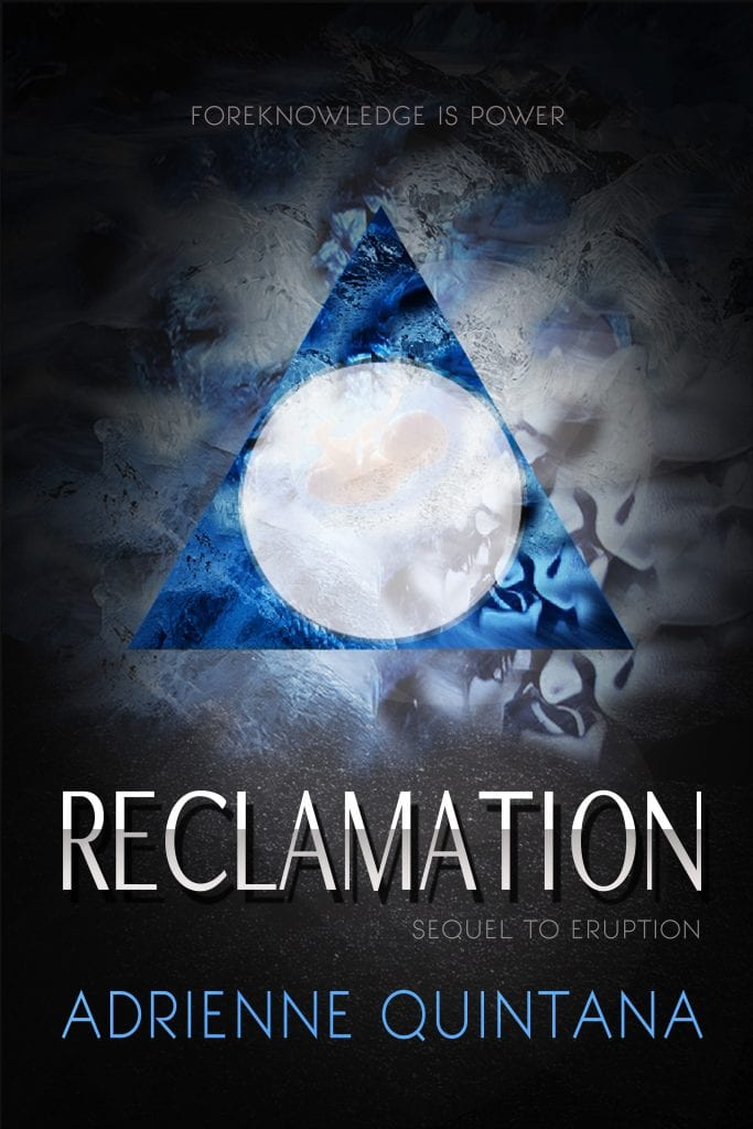 "Blog Book Tour | ""Reclamation"" (duology) by Adrienne Quintana The continuing saga of Jace Vega started inside the page-turner ""ERUPTION""!"