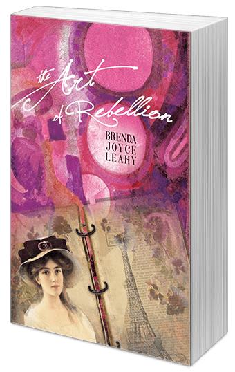 "Blog Book Tour | ""The Art of Rebellion"" by Brenda Joyce Leahy My first reading of a new Rebelight Publishing title for 2016! How keen I was to read this one, too!"