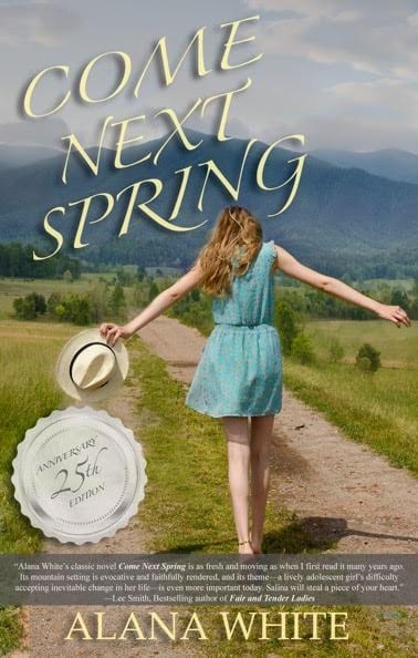 "Blog Book Tour | ""Come Next Spring"" by Alana White"