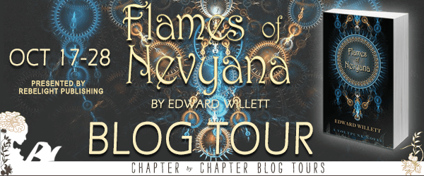 Flames of Nevyana by Edward Willett