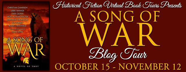 A Song of War blog tour via HFVBTs