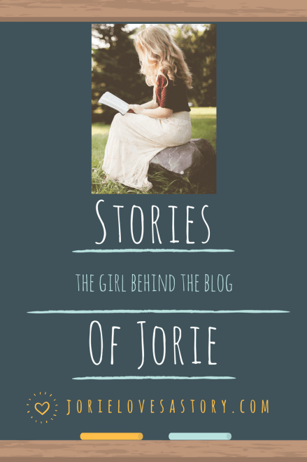 Jorie Loves A Story Blog Banner created by Jorie in Canva using Unsplash.com photography by Ben White. (Creative Commons Zero)
