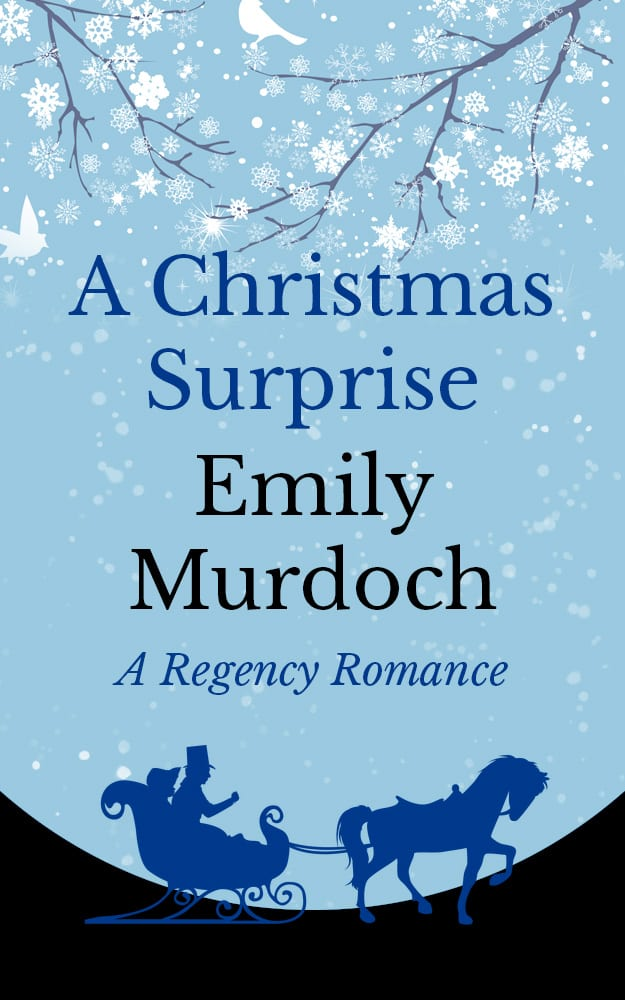 "#ChristmasReads Novella Review | ""A Christmas Surprise"" by Emily Murdoch feat. a Guest Post by the author after my review.#WYChristmasReadthon"