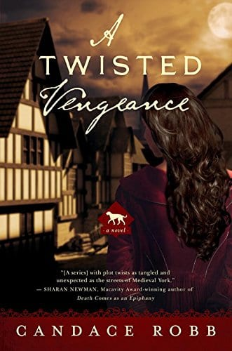 "Blog Book Tour | ""A Twisted Vengeance"" (Book No.2 of the Kate Clifford Mysteries) by Candace Robb"