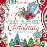 A Very Blessed Christmas by Robin Mead