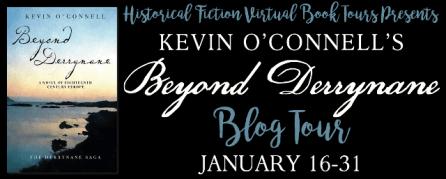 Beyond Derrynane blog tour via HFVBTs.