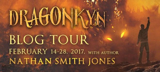 Dragonkyn blog tour via Cedar Fort Publishing & Media