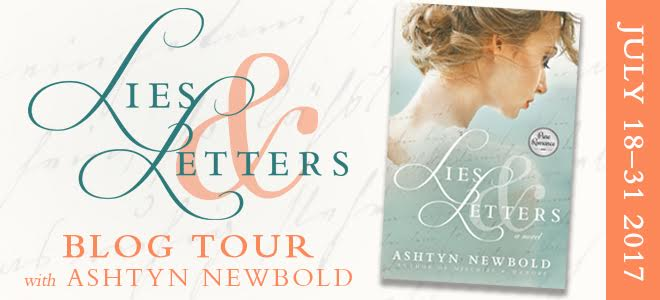 Lies and Letters blog tour via Cedar Fort Publishing and Media