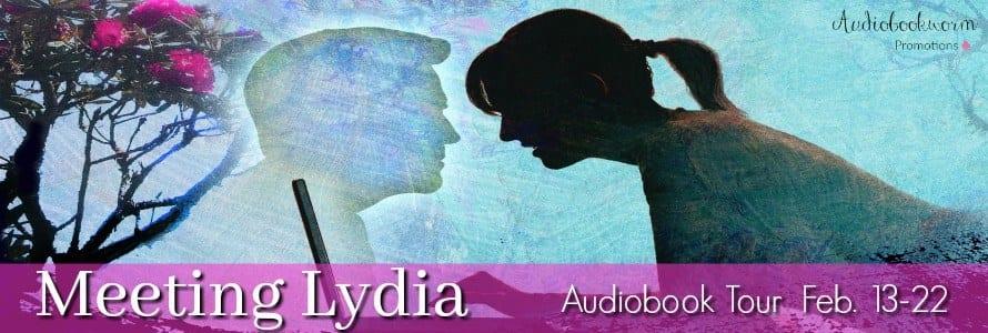 Meeting Lydia blog tour via Audiobookworm Promotions