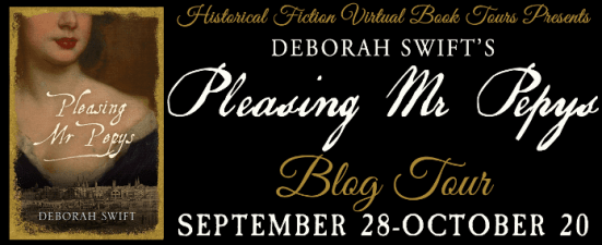 Pleasing Mr Pepys blog tour via HFBTs