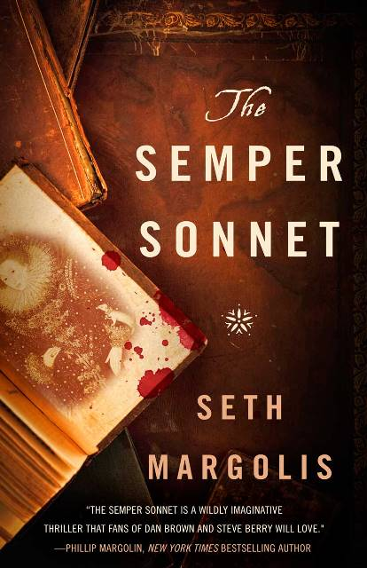 "Blog Book Tour | ""The Semper Sonnet"" by Seth Margolis"