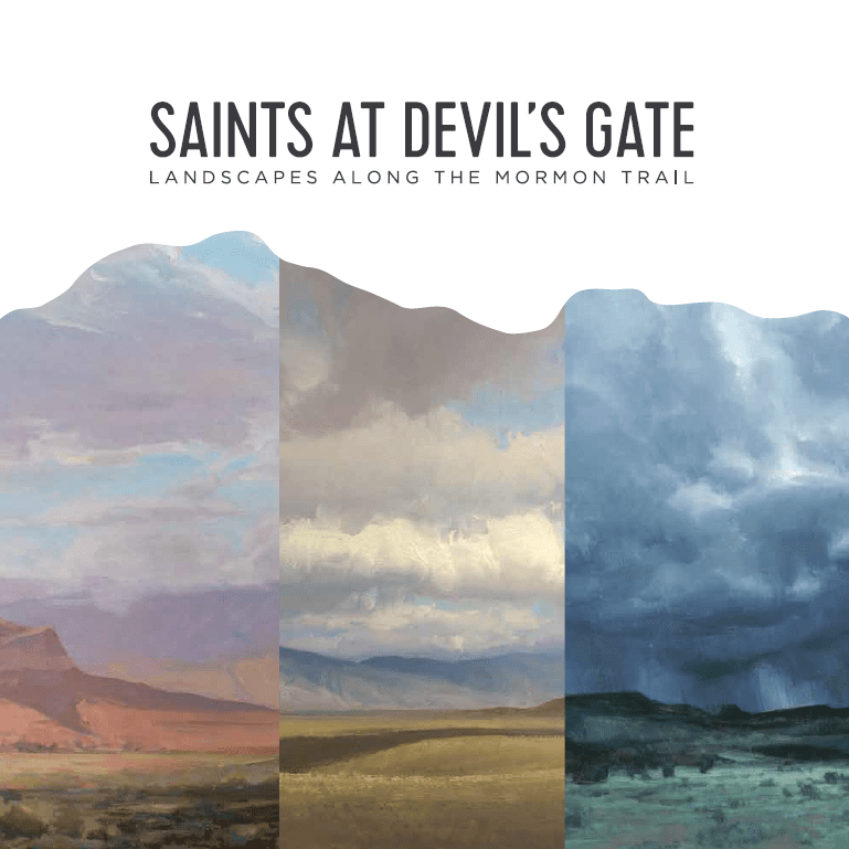 "Non-Fiction Book Review | ""Saints at Devil's Gate: Landscapes along the Mormon Trail"" by Laura Allred Hurtado and Bryon C. Andreasen"