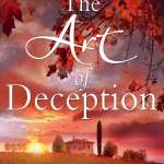 "#MidnightChocLit No.6 | ""The Art of Deception"" by Liz Harris Jorie is gobsmacked she's read SIX #PocketChocLit novellas over the holidays! How could they be *devoured!* already!? More, please #ChocLit!?"