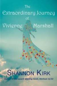 The Extraordinary Journey of Vivienne Marshall by Shannon Kirk