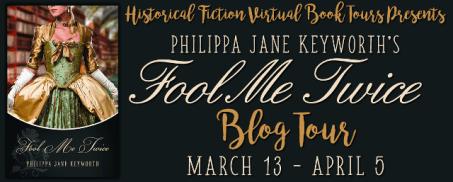 Fool Me Twice blog tour via HFVBTs