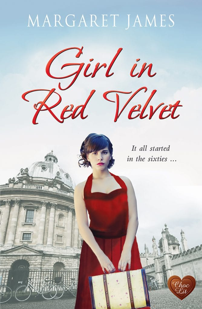 Girl in Red Velvet by Margaret James