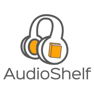 AudioShelf badge provided by AudioShelf.me; used with permission.