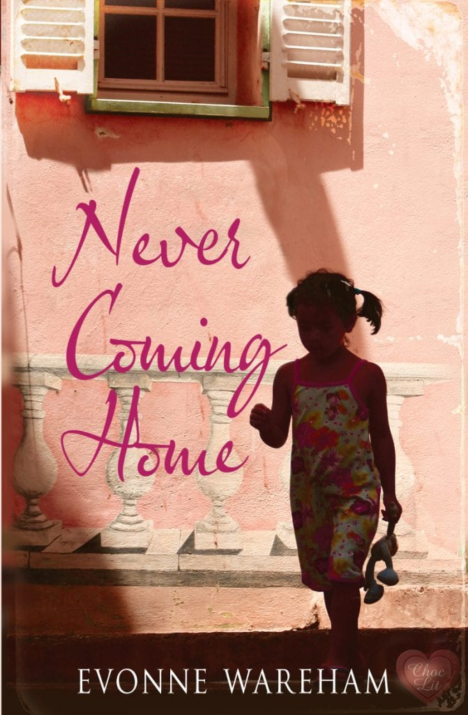 Never Going Home by Evonne Wareham
