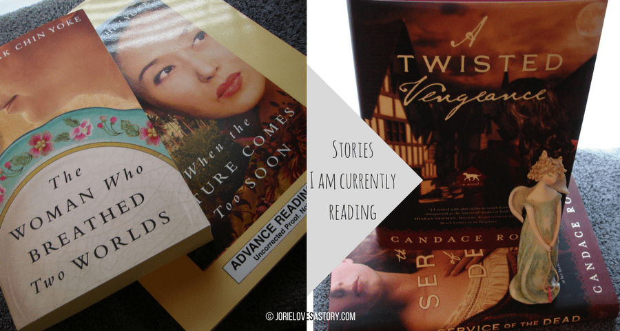 The Malayan series & Kate Clifford series bookmail. Book Photography Credit: Jorie of jorielovesastory.com. Photo edits and collage created in Canva.