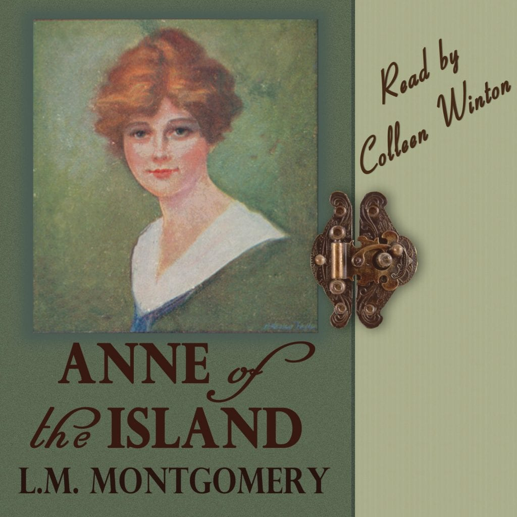 "Audiobook Blog Tour | ""Anne of the Island"" by L.M. Montgomery (narrated by Colleen Winton) published by Post Hypnotic Press!"