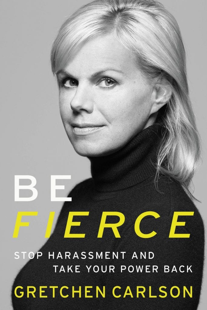 "Non-Fiction Book Review | ""Be Fierce"" by Gretchen Carlson"