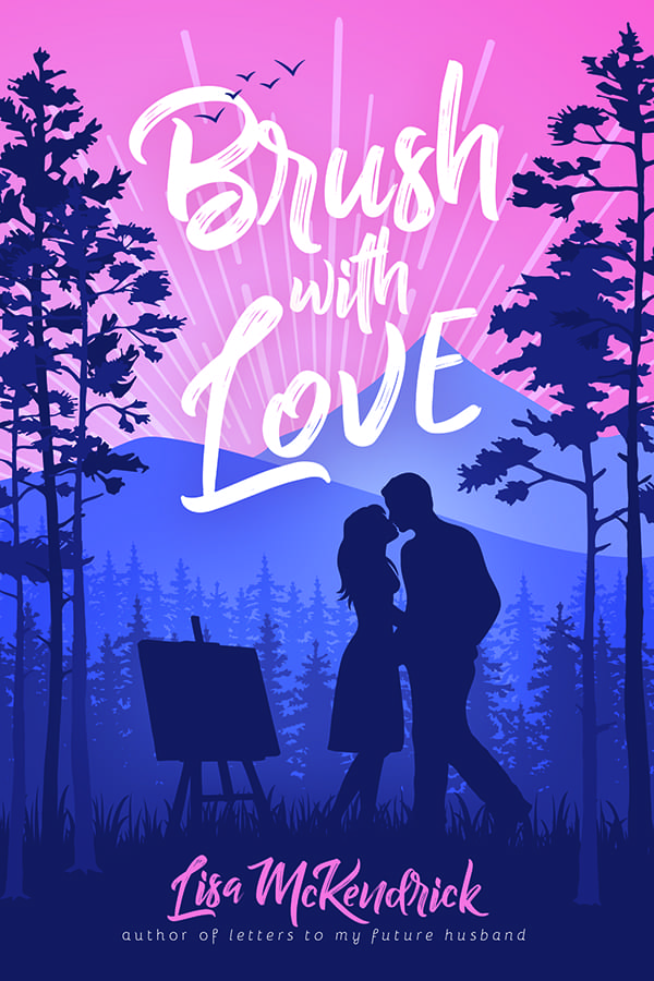 "Blog Book Tour | ""Brush with Love"" by Lisa McKendrick"