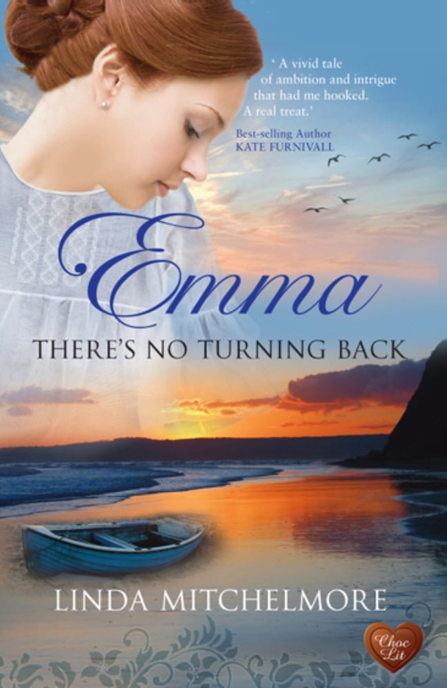 Emma: There's No Turning Back by Linda Mitchelmore