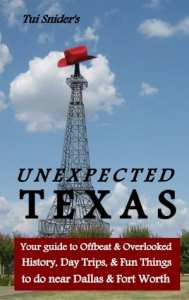 Unexpected Texas by Tui Snider