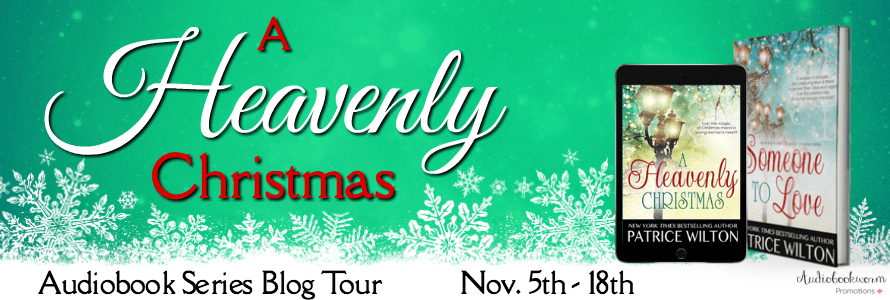 A Heavenly Christmas blog tour by Audiobookworm Promotions