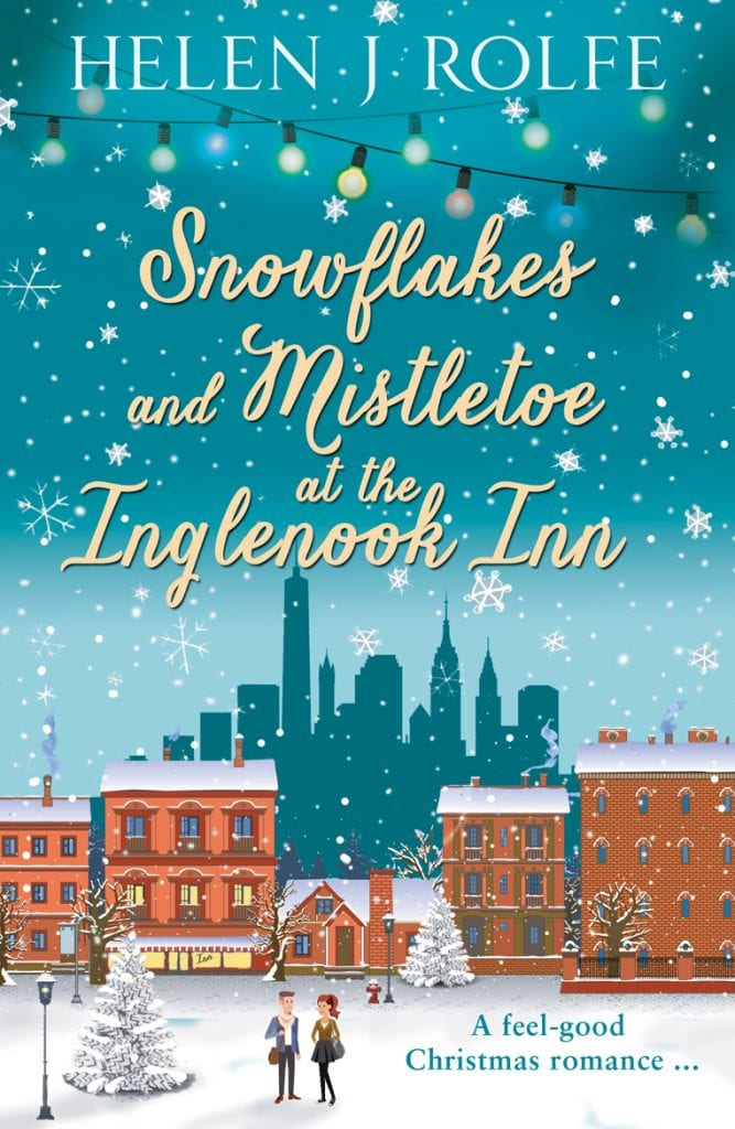 "Author Interview | Featuring a new Christmassy series by Helen J. Rolfe starting with ""Christmas at the Little Knitting Box""!"