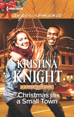 Christmas in a Small Town by Kristina Knight