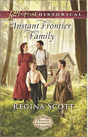 Instant Frontier Family by Regina Scott