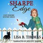 Sharpe Edge by Lisa B. Thomas (audiobook)