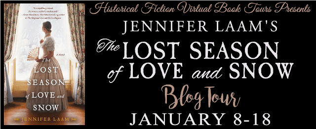 The Lost Season of Love and Snow blog tour via HFVBTs
