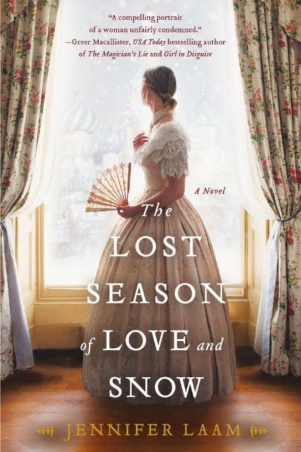 "Blog Book Tour | ""The Lost Season of Love & Snow"" by Jennifer Laam"