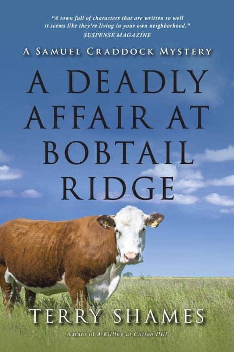A Deadly Affair at Bobtail Ridge by Terry Shames