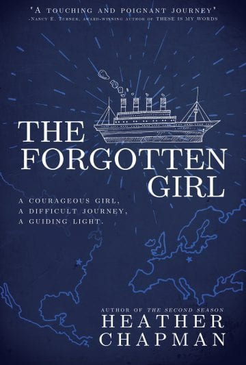 "Blog Book Tour | ""The Forgotten Girl"" by Heather Chapman"