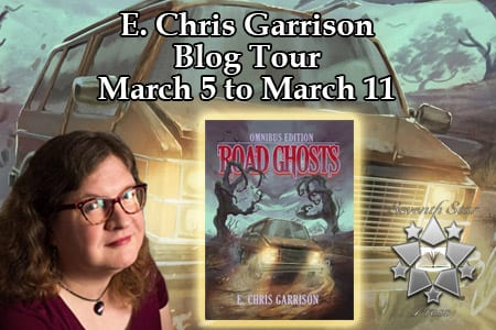 EChrisGarrison Blog Tour via Tomorrow Comes Media