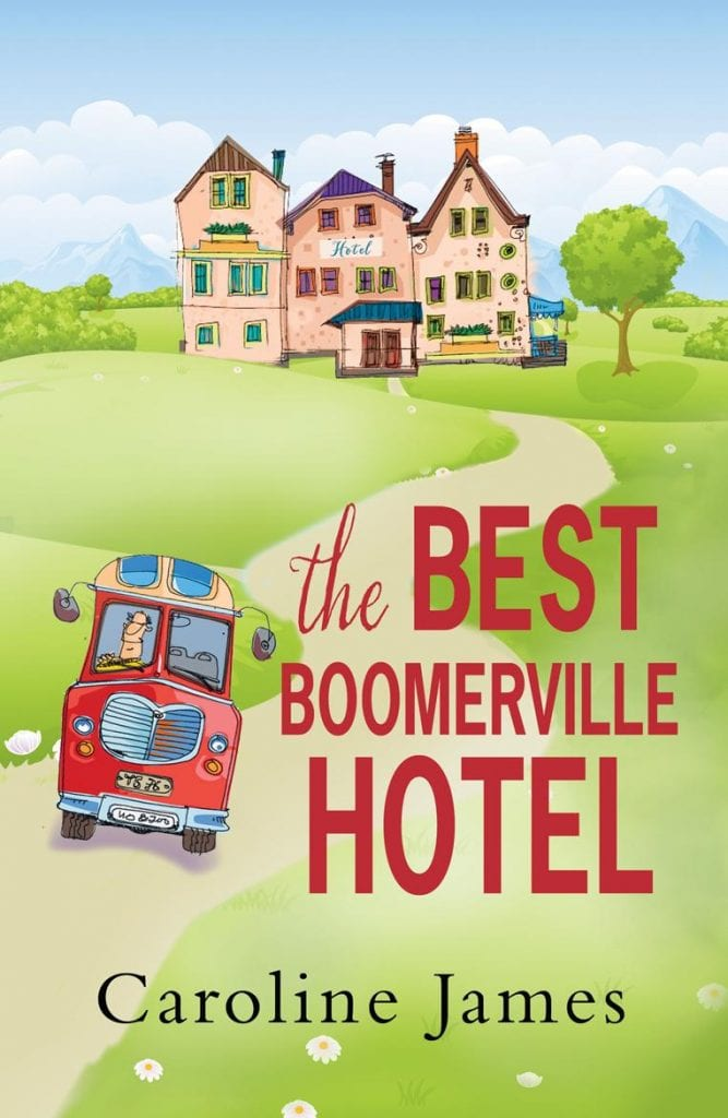 Author Interview | ChocLit *launches!* a new imprint: Ruby Fiction wherein Ms James is one of their debut novelists under this new endeavour where ChocLit expands their catalogue into Women's Fiction. Jorie converses with Ms James about her Boomerville Hotel!