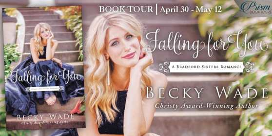 Falling for You blog tour via Prism Book Tours