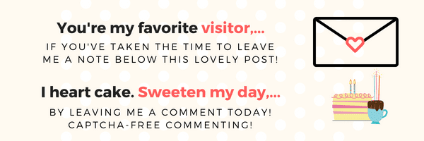 Comment Box banner created by Jorie in Canva.