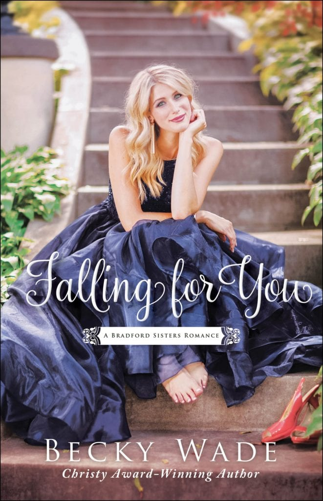 "Blog Book Tour | feat. The Bradford Sisters Romance series by Becky Wade, especially ""Then Came You"" (prequel, audiobook), ""True to You"" (book one) and ""Falling for You"" (book two)"