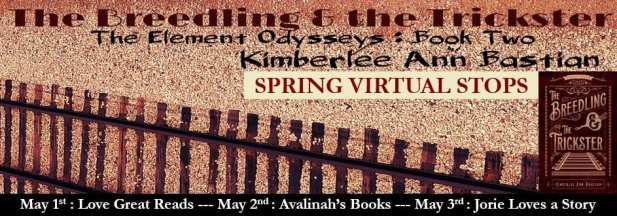 Kimberlee Ann Bastian blog tour banner provided by the author and used with permission.