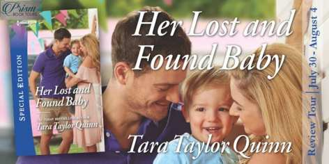 Her Lost and Found Baby blog tour via Prism Book Tours