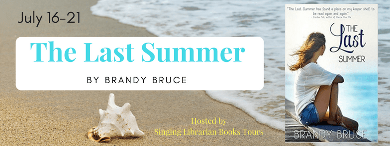 The Last Summer blog tour via Singing Libarian Book Tours