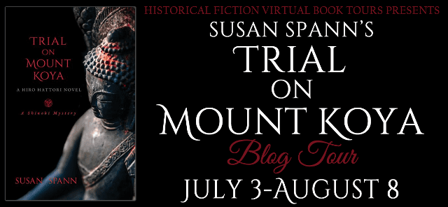 Trial on Mount Koya blog tour via HFVBTs