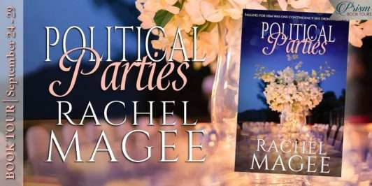 Political Parties blog tour via Prism Book Tours