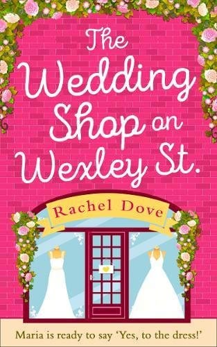 "Author Q&A | feat. Rachel Dove about writing ""The Wedding Shop on Wexley Street"" a new Contemporary Rom-Com which perked an interest in me due to a hilarious plot and the fact I need some levity in my #readinglife!"