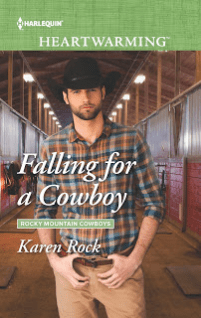 Falling for a Cowboy by Karen Rock